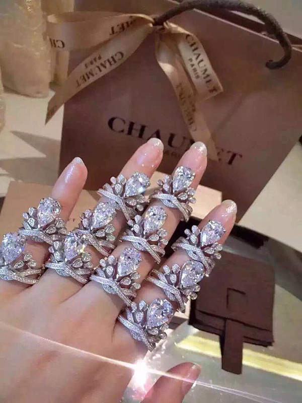 Aliexpress Com Buy Angelababy Wedding Ring Josephine