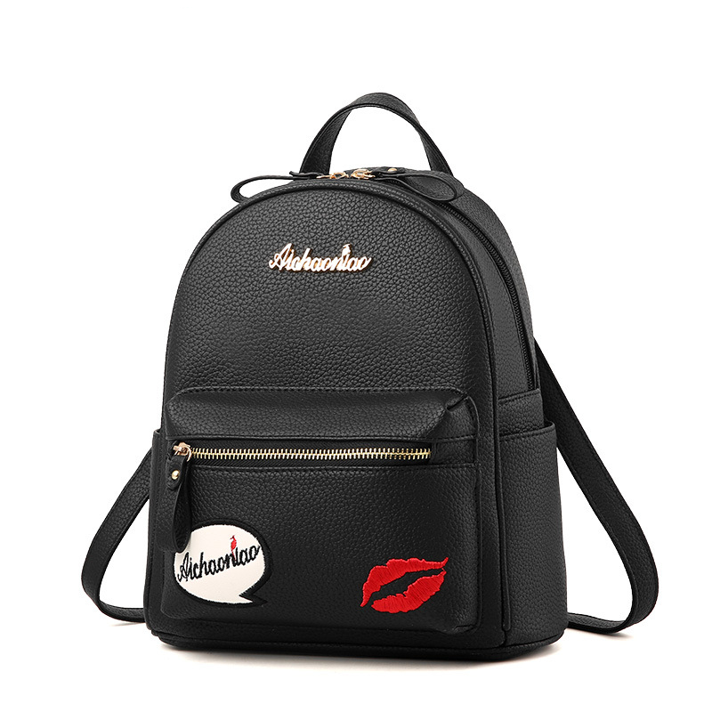 New Style Embroidery Fashion leather school bags high quality women clutch ofertas brand backpack Girl Travel bag Student bag new national embroidery bags high quality women fashion shoulder