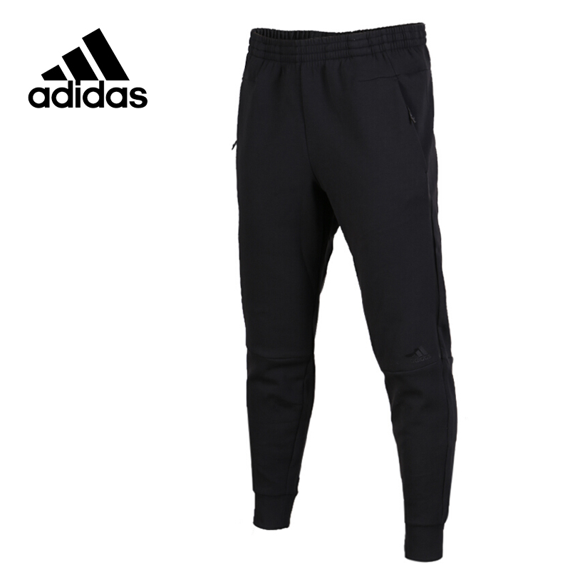 Original New Arrival Official Adidas NEO Men's Full Length Training Leisure Pants Sportswear original new arrival official adidas neo women s knitted pants breathable elatstic waist sportswear