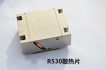 Neue CPU Kühlung Kühlkörper Kühlkörper 08XH97 8XH97 FÜR R530 R530XD CPU Prozessor Kühlkörper für Server