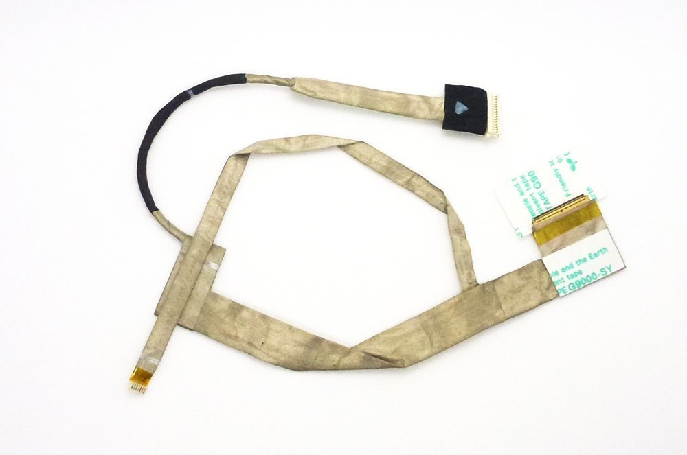 New LCD Screen Video Flex Cable For Dell Inspiron 3520 M5040 N5040 N5050 Vostro 1540 1550 2520 P/n: 5wxp2 05wxp2 50.4ip02.201