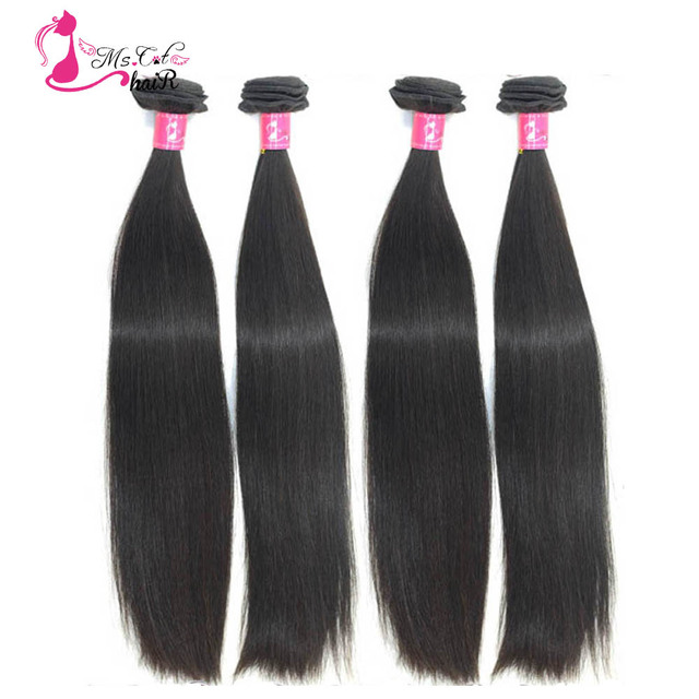 8A Brazilian Quality Virgin Hair Straight Brazilian Hair Weave Bundles 3 Pcs Full Head Rosa Brazilian Hair Bundles