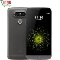 LG G5 H820 h830 h850 F700 h860n мобильный телефон 3 Камера quad core 4 ГБ Оперативная память 32 ГБ Встроенная память 5.3 4 г WI FI GPS Восстановленное LG G5