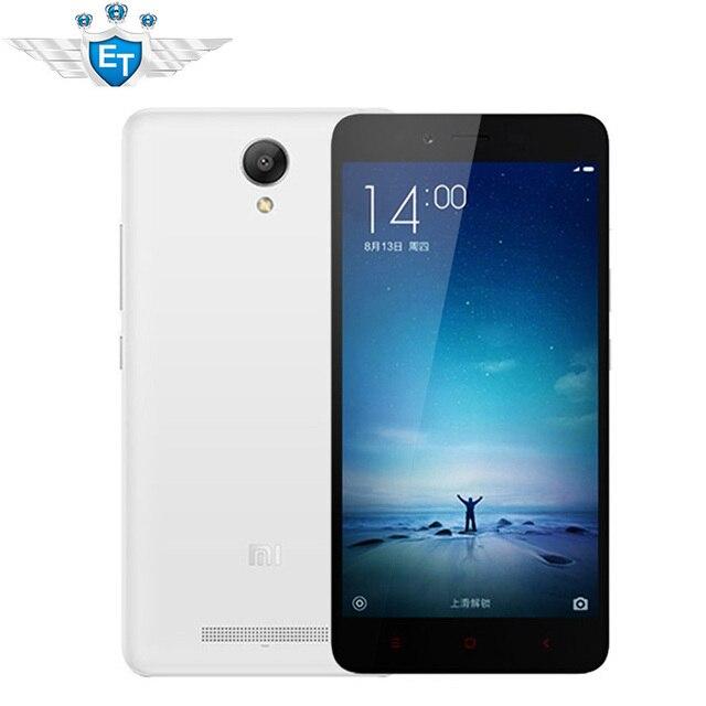 """원본 xiaomi redmi 노트 2 주요 4g LTE 휴대 전화 안드로이드 5.0 MTK 힐리오 X10 octa 코어 5.5"""" 1920x1080 2기가바이트 램 32기가바이트 ROM 13.0mp"""
