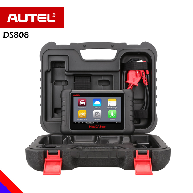 [AUTEL Distributor] Autel MaxiDas DS808, the next generation of DS708/DS 708 Automotive Diagnostic & Analysis System philip palaveev g2 building the next generation