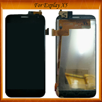 100% Working Well For Explay X5 LCD Display With Touch Screen Digitizer Assembly X5 LCD Display IN Stock