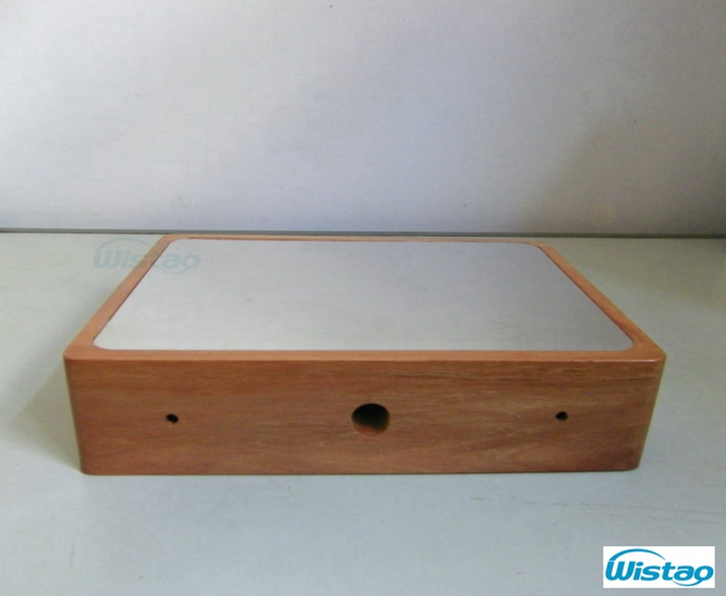 DIY Luxurious Wooden Casing Rosewood Cabinet Housing Coupled with Top Down Aluminum Plate for Tube Amplifier Chassis HIFI Audio 2 10 8 10 1 6 50010