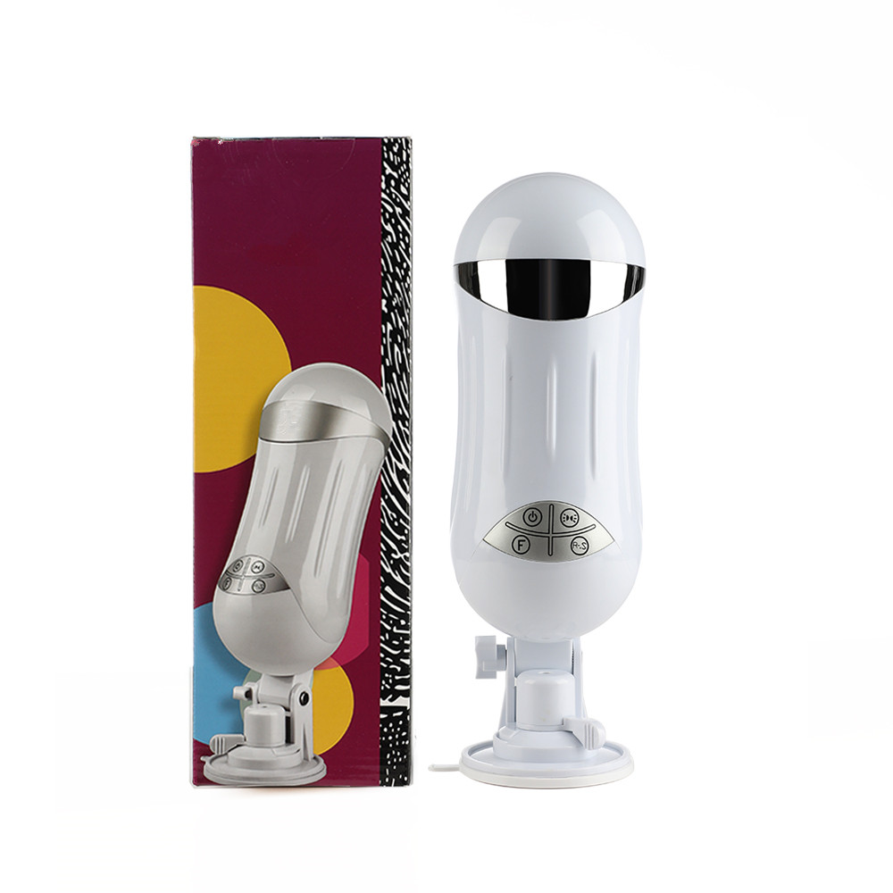 Hands Free Male Masturbators Vagina Stroker Cup Telescopic Automatic Sex Machine Rechargeable Masturbator Adult Sex Toys For Men orissi automatic telescopic rotating piston male hands free masturbator voice sex machine men masturbation cup vagina pussy