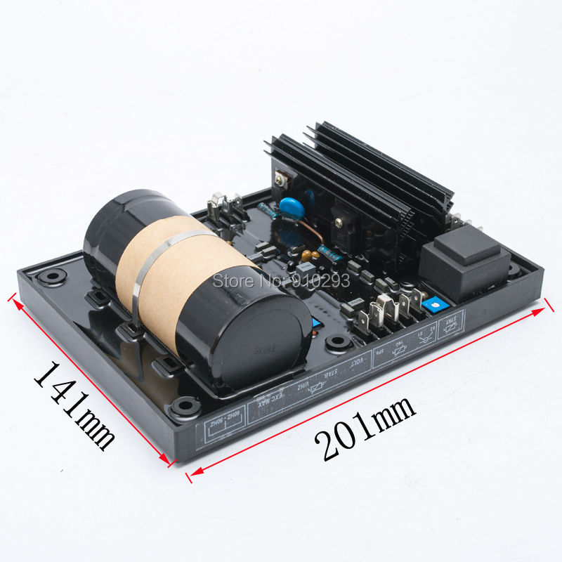 R449 AVR For Generator Automatic Voltage Regulator automatic avr r449 voltage regulator for cummins 900 kva generator