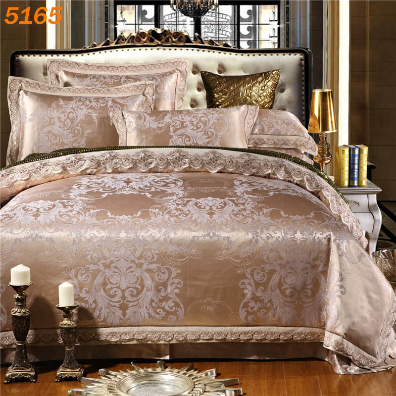 online shop hot chinese wedding bedding set of bed linen sheets tencel silk minnie paris queen king mustache cover kit b5186 aliexpress