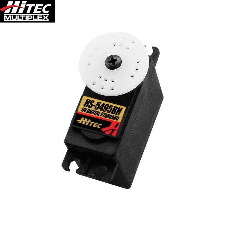 Original  Hitec HS-5495BH Digital Standard High Voltage Servo 0.15S 7.5KG 6V/7.4V