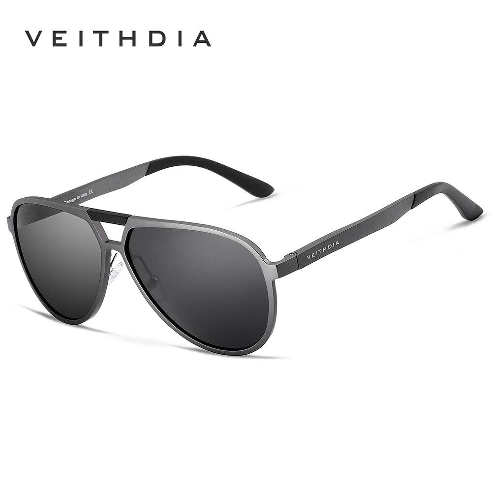 9271d58305 VEITHDIA Brand Mens Aluminum Magnesium Sunglasses Polarized UV400 Lens  Eyewear Accessories Male Sun Glasses For Men Women V6850-in Sunglasses from  Men s ...