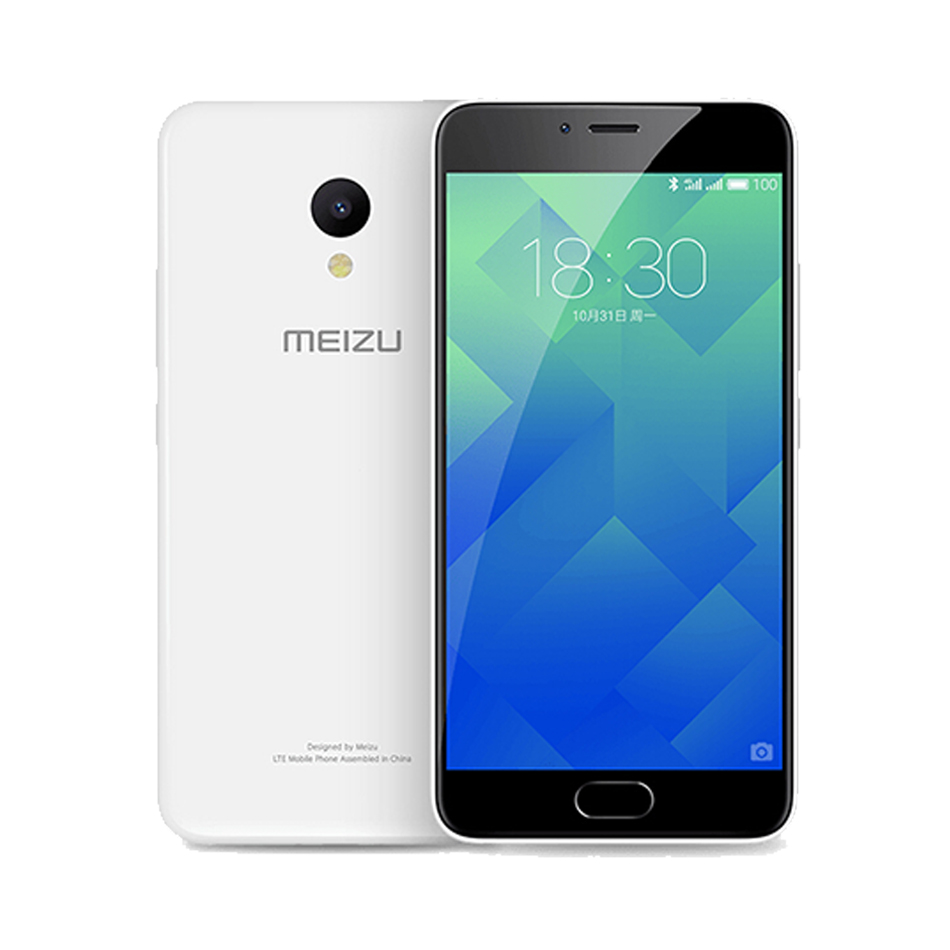 Original Meizu Meilan 5  5.2 Inch Cell Phone MTK6750 Octa Core 13MP 3GB RAM 32GB ROM mTouch2.1 Fingerprint