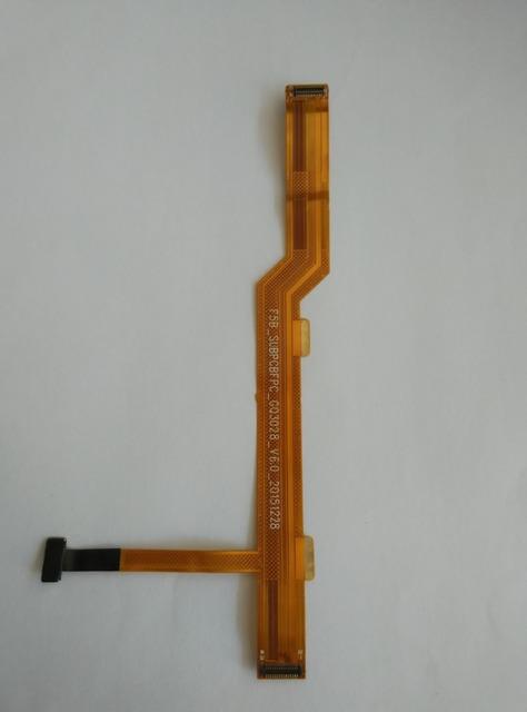 Ulefone Viena FPC FPC Placa Principal placa base USB Utilizado + 100% original de reparación de accesorios de repuesto para Ulefone teléfono de Viena