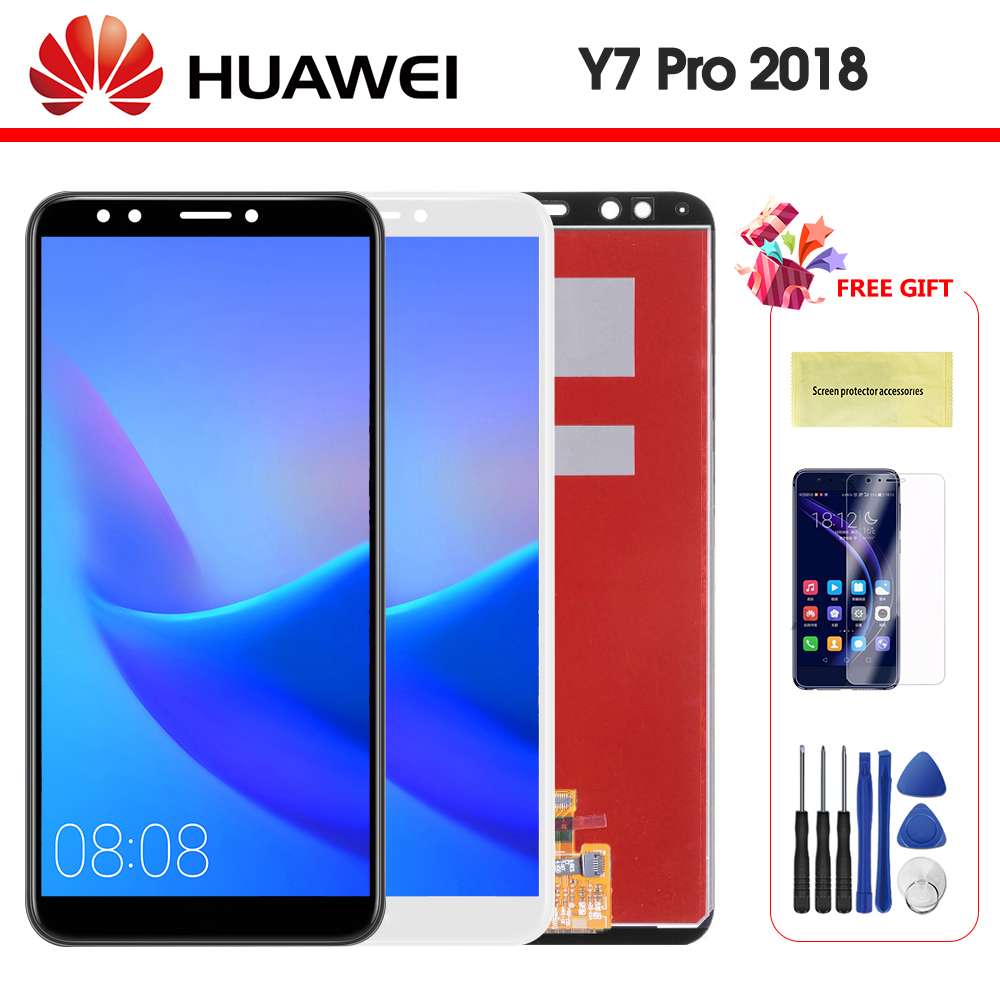 100 Test For Huawei Y7 Pro 2018 Y7 Prime 2018 Lcd Display Touch