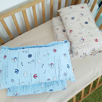 Baby Kids 2-in-1 Multifunction Pillow Quilt Cotton Air Conditioning Blanket Cotton Pillow Blanket Quilt Car Open 120*150cm