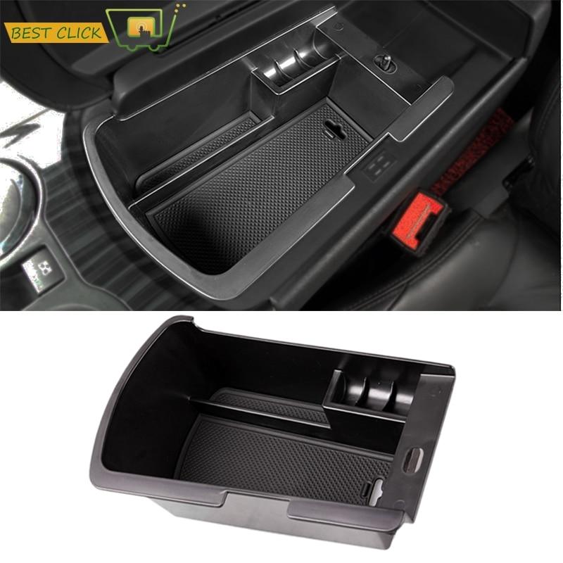 Car Organizer per 3008 braccioli Central Armrest Storage Box Container Holder Tray Accessories Car Styling 2011-2016