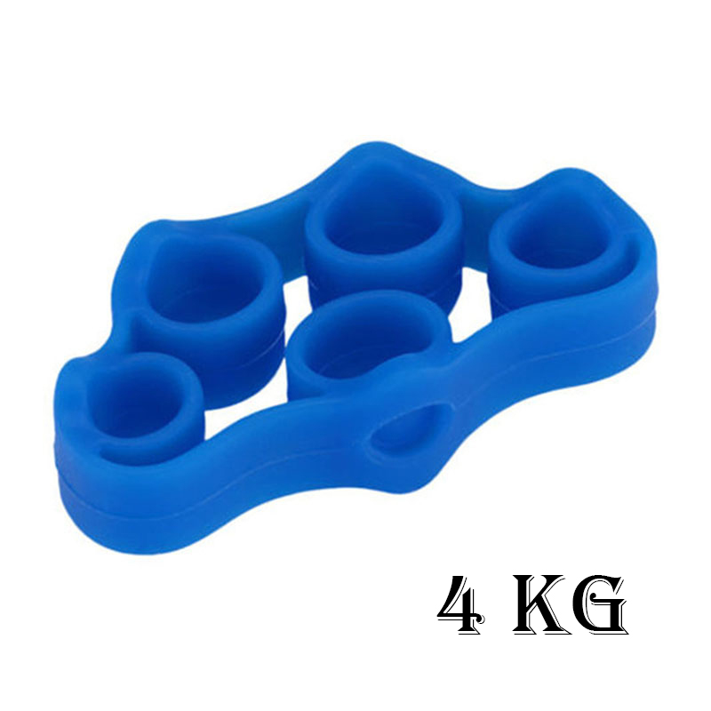 Silicone Finger Resistance Strength Trainer 9