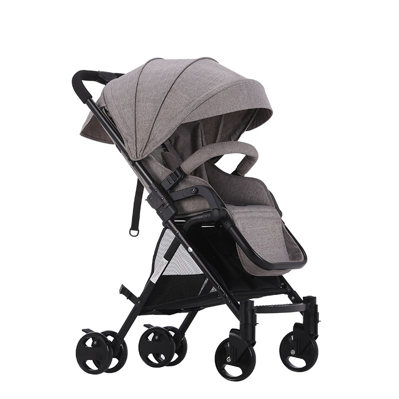 Baby Stroller Lightweight Folding Portable Baby Umbrella Car Can sit lie On The Plane Baby Trolley 2 in 1 Stroller For Kid fashion folding baby stroller stroller baby portable can sit