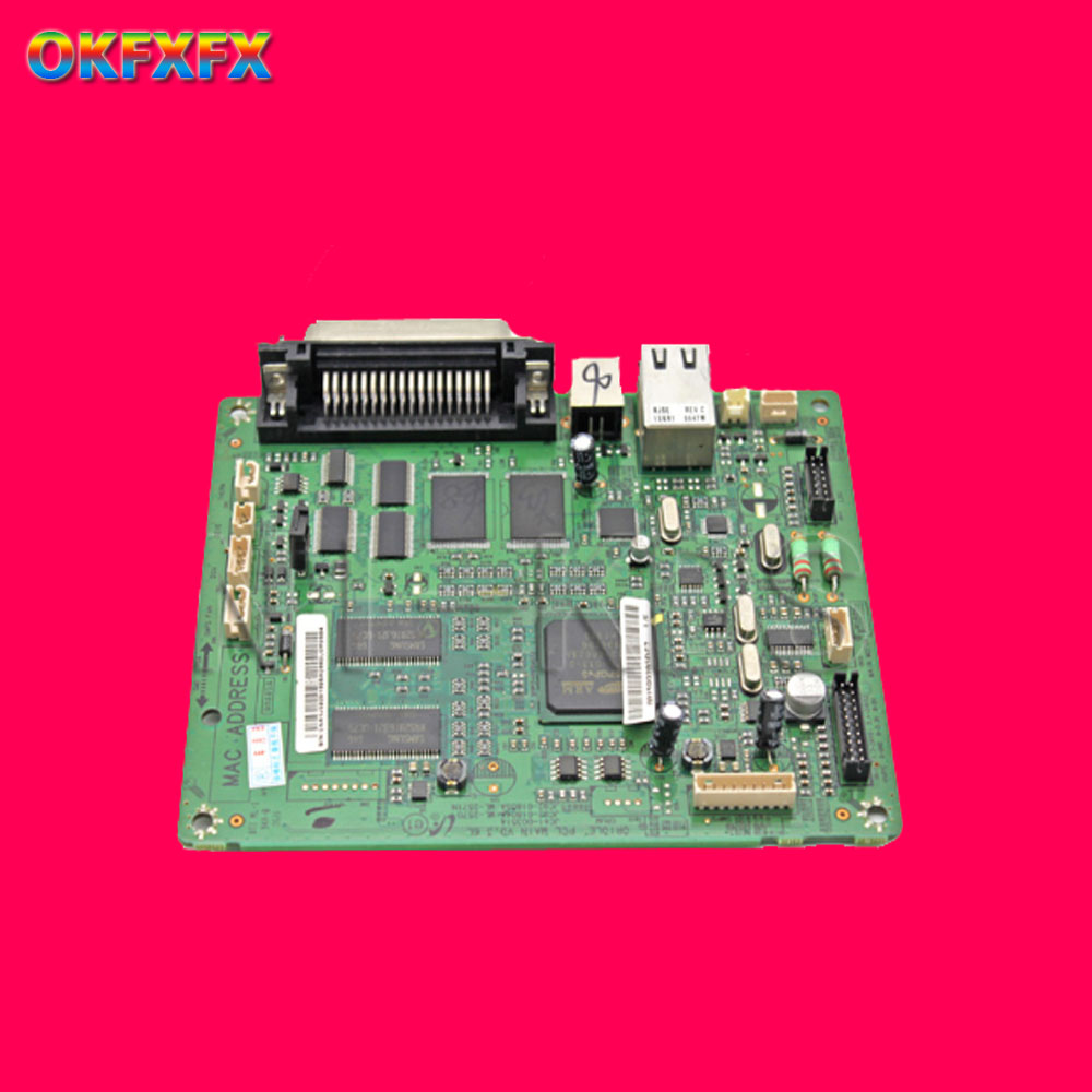 Formatter Board For <font><b>XEROX</b></font> Phaser 3124 <font><b>3125</b></font> 3125N Formatter Pca Assy logic Main Board MainBoard mother board image