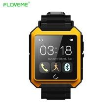FLOVEME E3 Outdoor Sport Jogging Bluetooth Art Smart Uhr Für Andriod IOS Schrittzähler Bluetooth Digitale Smartwatch-uhr-neue