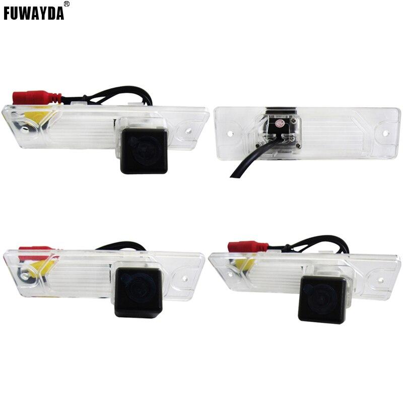 FUWAYDA SONY CCD Chip Sensor Car RearView Reverse Parking Backup Safety DVD GPS NAV Kit CAMERA for RENAULT KOLEOS WATERPROOF HD