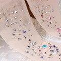 2016 Горячие моды алмазный мелкая сетка большие дамы чулки горный хрусталь колготки сексуальные женщины колготки колготки чулки