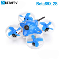 BETAFPV Beta65X 2S Brushless Whoop Drone with 2S F4 FC Frsky Z02 Camera OSD Smart Audio 17500KV 0802 Motor Ph2.0 Cable