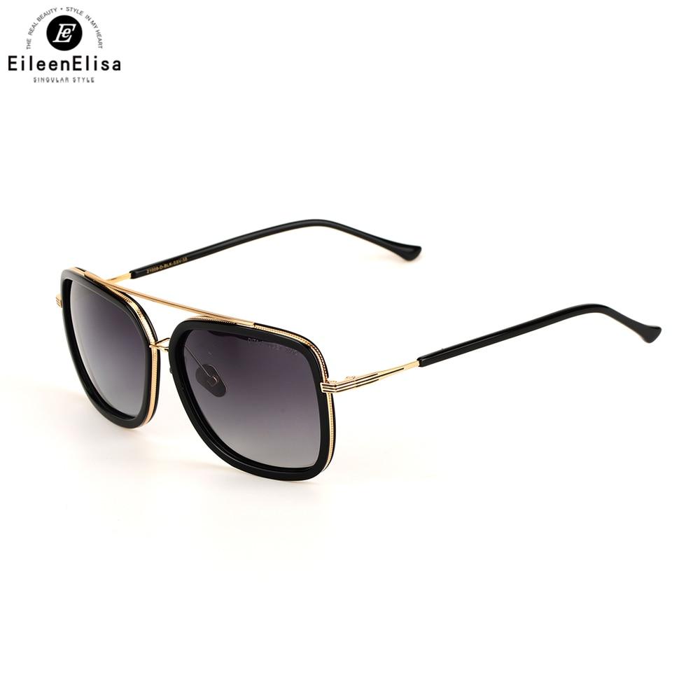 EE Fashion Square Acetate Men's Sun Glasses Female Eyewears Designer - Apparel Accessories - Photo 5