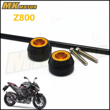 Free delivery For KAWASAKI Z800 2013-2015  CNC Modified Motorcycle drop ball / shock absorber