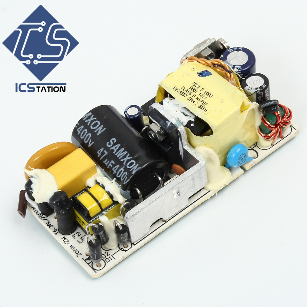 AC-DC 12V 2.5A Switching Power Supply Module Regulator 2500MA Bare Board for Replace/Repair 100-240V meanwell 12v 350w ul certificated nes series switching power supply 85 264v ac to 12v dc
