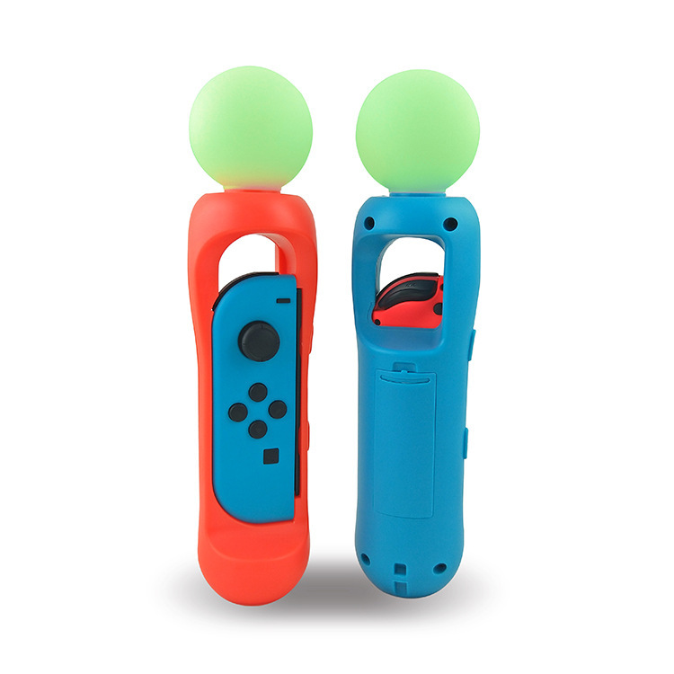 2 x Drumstick Game Handle Grip for Switch Joy-Con Controller