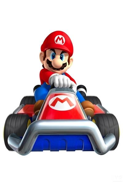 Custom Canvas Art Logo Wallpaper Cartel de Mario Kart Wii Video Game Etiqueta Su