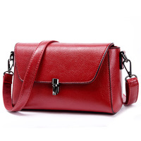 Kajie High Quality Women S Genuine Leather Handbags Small Shoulder CrossBody Bags Ladies Fashion Women Messenger