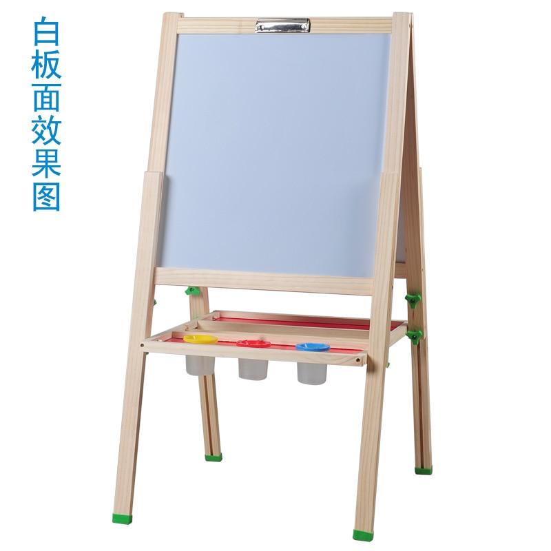 Achetez en gros grand en bois chevalet en ligne des for Petit tableau magnetique