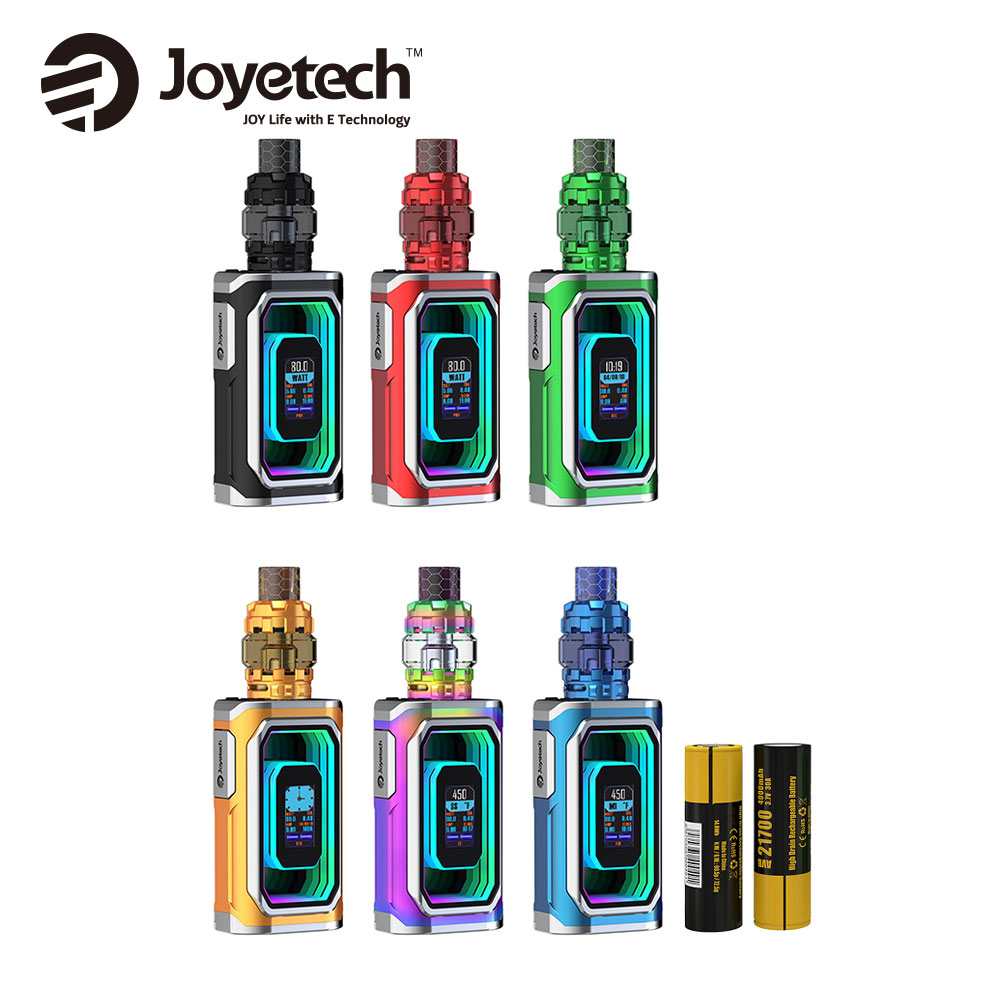 все цены на Newest Joyetech ESPION Infinite 230W TC Kit 8000mAh with 5.5ml ProCore Conquer tank & 230W ESPION Infinite MOD e-cig vape TC kit