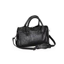 Роскошные сумки женские сумки дизайнерские мягкие кисточкой мотоциклетная Сумочка женская шикарная сумка из искусственной кожи через плечо стильная сумка на плечо