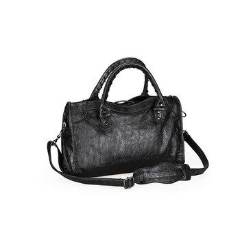 Luxury Handbags Women Bags Designer Soft Tassel Motorcycle Bag Ladies Chic PU Leather Stylish Crossbody  Shoulder Bag 1