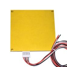 Heatbed MK2B Mendel Için RepRap Mendel PCB Isıtmalı Yatak MK2B mendil Için 3D Yazıcı Sıcak Yatak 120*120mm 12 V