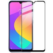 Imak закаленное стекло для Xiaomi mi CC9 A3 9H полное покрытие защитная пленка, стекло для Xio mi A3 A 3 CC9e 9 Se защита экрана