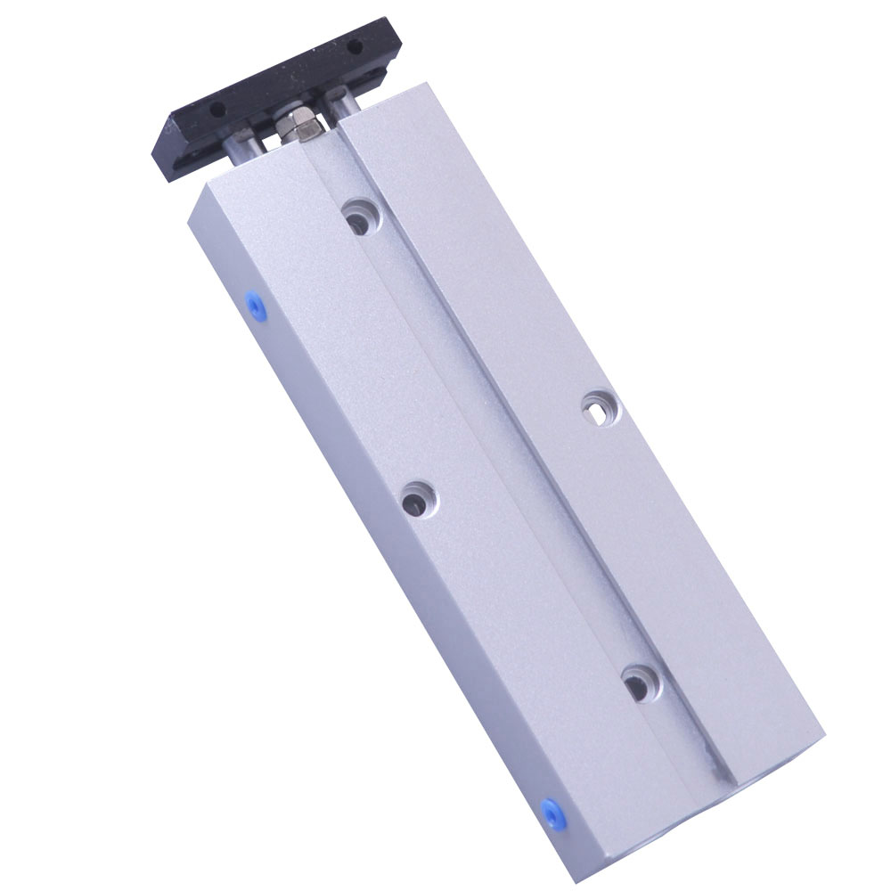 TN10x75 Two-axis double bar New Air Cylinder Double-shaft Double Rod 10mm Bore 75mm Stroke Pneumatic Cylinder new original cylinder cxsjm6 10