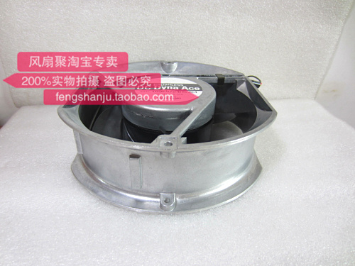 Original Sanyo 109E5724H5J04 17CM 17251 24V0.65A Aluminum frame cooling fan