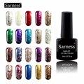 sarness Diamond Glitter UV Nail Gel Polish Soak Off Led Use With Base Top Gel Polish UV Gel Nail 8ML UV Gel Nail Polish