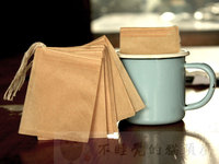 E Bags Unbleached All Natural Draw Wire Filter Paper Tea Bags 61 Pcs