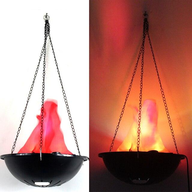 Promotie halloween/kerst/party vuurkorf lampen decoratie hanglamp ...