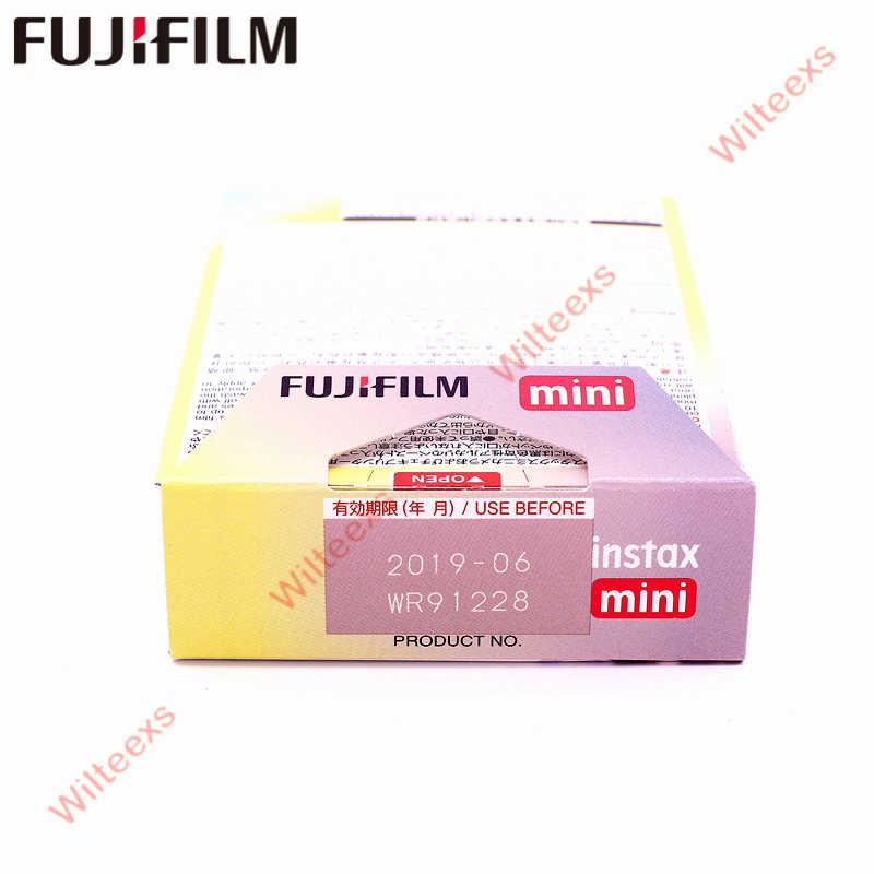 Gốc Fujifilm Instax Mini Fuji 8 MACARON Phim 10 Sheets Đối Với 7 7 s 8 9 50 s 7 s 90 25 Chia Sẻ SP-Ngay Lập Tức Máy Ảnh New đến