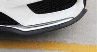 2.5 متر/8.2ft العالمي سيارة ملصق الشفاه تنورة حامي لشركة ميتسوبيشي أوتلاندر لانسر pajero sport asx اكسسوارات السيارات-التصميم