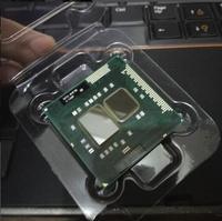 Процессор I7 740QM 1 73-2 93G/6M SLBQG  четырехъядерный  восемь потоков  оригинальная официальная версия PGA