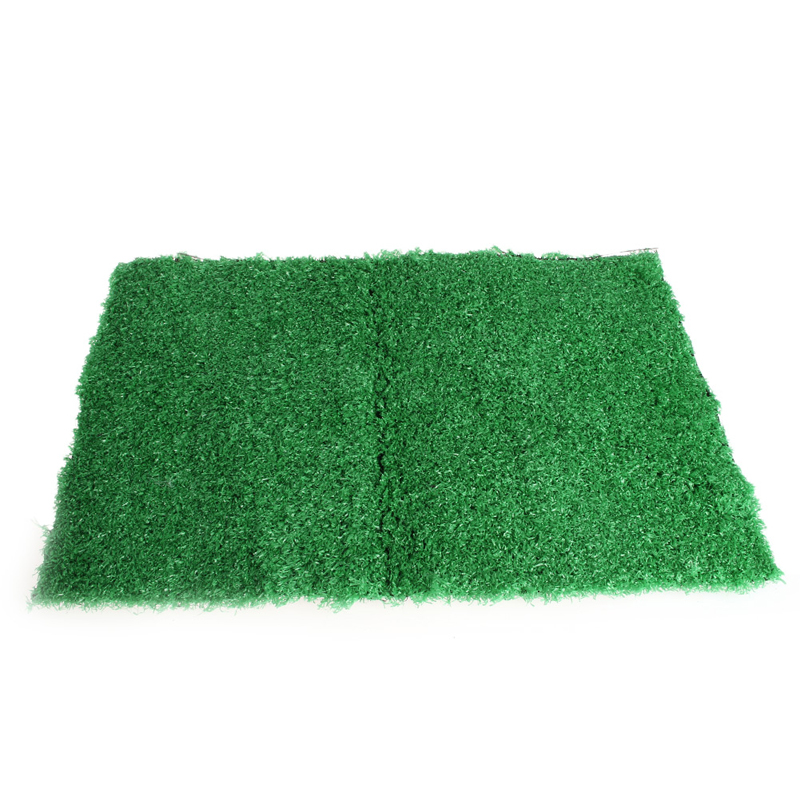 Pet Cat Puppy Dog Training Indoor Potty Synthetic Grass Pee Pads For Restroom