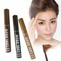 3 Colors Natural Eyebrow Gel Tattoo Waterproof Eyebrow Enhancer Cream Dye Eye Brow Tint Makeup Set Kit Long Lasting Brown Gel Y2